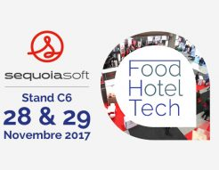 Retrouvez Sequoiasoft au salon Food Hotel Tech