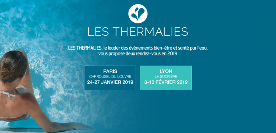 les Thermalies 2019 Paris