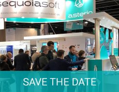 save the date - sequoiasoft event in march 2019